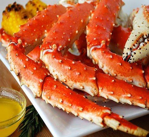 King Crab - 10 Lb Box
